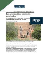 2012 Junio Quemadillas Diario Sevilla