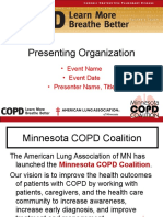 Copd Power Point