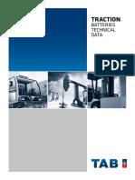 TractionBatteries Technical Web