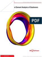 Rubber White Paper - Nonlinear Finite Element Analysis of Elastomers