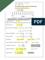 Fin Vertical Simplu Rezemat-Incarcare Liniara