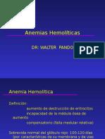 Anemia Hemolítica II