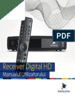 Manual de Utilizare STB IPTV TIP