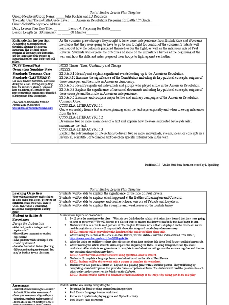 Worksheets Paul Revere Worksheets workbooks paul revere worksheets free printable for day 4 lesson plan reading comprehension
