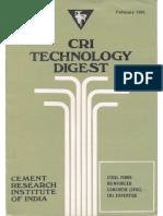 1983 02 SteelFibreReinforcedConcrete CRIExpertise