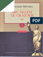 Constantin Salavastru-Mic Tratat de Oratorie-Editura Universităţii _A. I. Cuza_ %282010%29_Part1