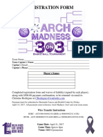 Arch Madness 3on3 Registration Form Final