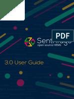 Sentrifugo 3.0 User Guide for Time Management