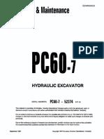 O&M PC60-7.pdf