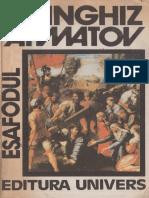 Cinghiz Aitmatov - Esafodul PDF