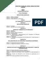 Reglamento de Pleno