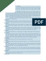 Sistem Klasifikasi Menurut FAO