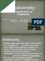 Biodiversity Classification of Organisms.pptx