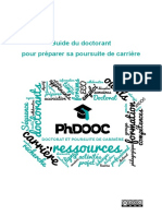 PhDOOC Guide Du Doctorant