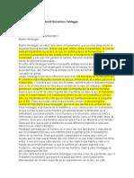 Ensayo Sobre Carta Sobre El Humanismo (1)