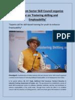 CII & Telecom Sector Skill Council organize seminar on 'Fostering skilling and employability'