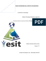 Psicología ambiental y desarrollo sostenible