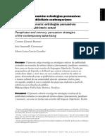 Barroso, c. Carrascoza, j. Guardia, m. Parafrase e Memoria - Estrategias Persuasivas Do Discurso Publicitario Contemporaneo (2011)