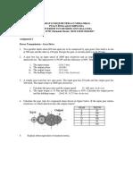 Assignment 1 DAM 31703