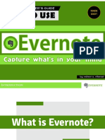 [Made Easy] How to Use Evernote  - Tutorial for beginners.