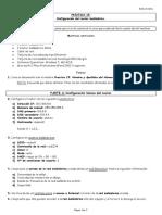 Práctica 15. Configuración del router inalámbrico