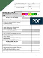 Check List EPIs