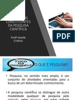 ELEMENTOS CONSTITUINTES DA PESQUISA CIENTÍFICA.pdf