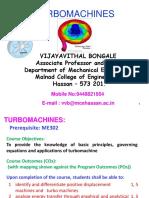 Turbomachines Intro 1