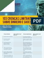 103 Crenças Limitantes Sobre Dinheiro e Sucesso 1