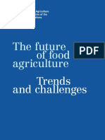 FAO. 2017. The future of food and agriculture - trends and challenges