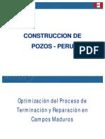 Optimización Proceso Terminación y Reparación