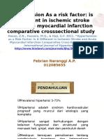 Hipertensi & Stroke JURNAL Ppt