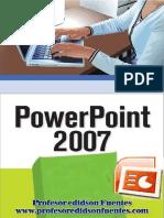 Guia Practica de Microsoft Power Point 2007 Completo 2017-1b