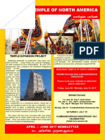 Murugan Temple Apr-May-Jun 2017 Newsletter