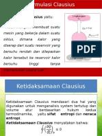 Ketidaksamaan Clausius