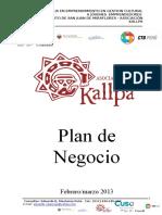 2do Formato Plan Neg EC