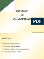 CapÝtulo 6 - Processo de Planejamento