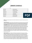 libraryschedule