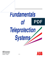 ABB Fundamentals of Teleprotection Systems Abril 2011