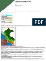 ECORREGIONES Y ECOSITEMAS EN EL PERU.doc