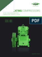 Bitzer Open Type Compressor