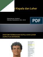 K-2 Osteologi Kepala Leher