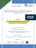 Synthèse Bibliographique Des Outils d'Évaluation Du Ruissellement_sept2010_2
