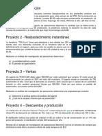 Proyectos Finales de IO 2016