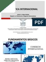 Conceptos Básicos de Logística Internacional