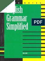 [Coles Publishing Company] English Grammar Simplif