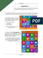 Windows 8 Prácticas