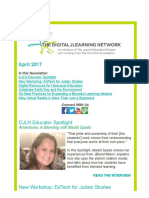 DJLN April 2017 Newsletter