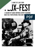 FLUX-FEST - flyer PDF