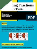fractions mini lesson